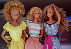 Dolly Friends (DollyWorld) Tags: barbie pj doll magic curl magiccurl