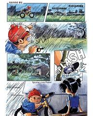 #comic #childhood #innocence #firstlove #crush #school #india #minicomic #zine #indiecomics #Hanni #art #illustration #cover #stories #kids #watercolor #love #webcomic #rains #firstmeet #uhoh (lipuster) Tags: childhood life kids india innocence stories art illustration sketch drawing