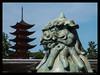 Itsukushima Shrine, Miyajima (Jonathan_Jones_UK) Tags: itsukushimamiyajima hiroshima japan bunprocessed hcpangm5 hlpan35100 2016h107jpmiyajimaitsukushima sitejpmiyajima