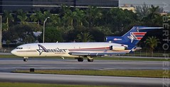 AmeriJet International Boeing 727-223/Adv(F) (N395AJ) (alberto vtr) Tags: amerijet international boeing 727223advf n395aj avion aviation miami mia aeropuerto airport spotter spotting aircraft aviacion florida plane 727