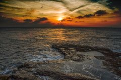 Sunset, Portland Bill, Dorset, UK. (sinister pictures) Tags: 2016 sinisterpictures gb greatbritain london uk unitedkingdom canon portlandbill dorset gbr