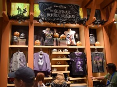 Disneyland Visit 2016-10-23 - Downtown Disney - World of Disney - Nightmare Before Christmas Merchandise (drj1828) Tags: us downtowndisney visit 2016 worldofdisney nightmarebeforechristmas merchandise