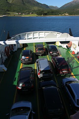The Refsnes-Flesnes Ferry (2) (Phil Masters) Tags: 21stjuly norwayholiday norway july2016 ferry shipsandboats gullesfjord thegullesfjordenferry gullesfjordenferry gullesfjorden refsnes refsnesferry therefsnesferry refsnesflesnesferry therefsnesflesnesferry