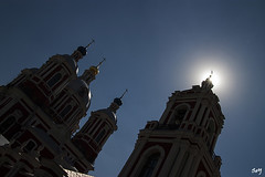 Sol de primavera (en color) (svet.llum) Tags: iglesia catedral arquitectura sol primavera contraluz moscú rusia ciudad