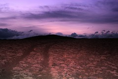 untitled (.:sean fitzgerald:.) Tags: landscape sage dirt road sky dusk mountain cowiche yakima