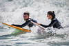 Warriewood Beach (Jeremy Denham) Tags: warriewood beach surfing water blue
