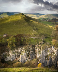 Fearless (KRLandscapes) Tags: climbers peak district peakdistrict a7r upper dove valley buxton fearless landscape adventure people extreme sport cliff edge warm autumn