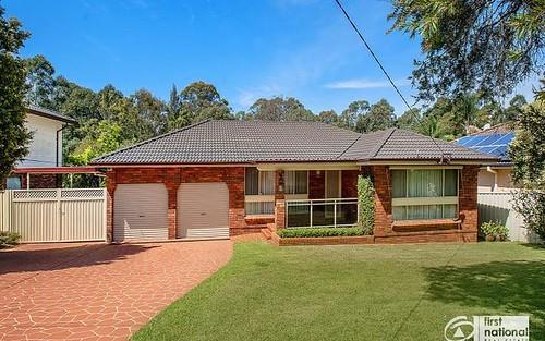 11 Warumbui Ave, Baulkham Hills NSW 2153