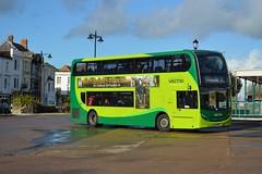 1614 HJ16HSD (PD3.) Tags: 1614 hj16hsb hj16 hsb adl enviro 400 southern vectis isle wight iow bus buses hampshire hants england uk ryde