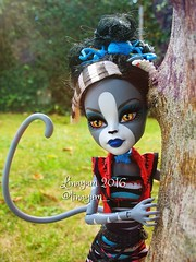 (Linayum) Tags: purrsephone purrsephoneandmeowlody mh monsterhigh monster mattel doll dolls mueca muecas toys juguetes linayum