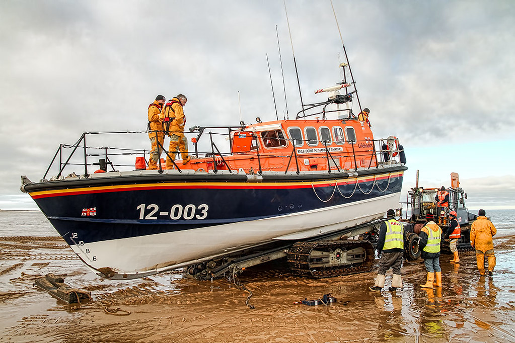 Wells-Next-To-Sea Lifeboat