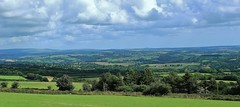 View From Kit Hill Cornwall (Eddie Crutchley) Tags: europe england cornwall outdoor panorama cloudysky kithill landscape beauty simplysuperb yabbadabbadoo