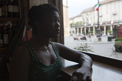 08 Precious entered a protection programme after fleeing Nigerian criminals (trust.org) Tags: italy asylumseeker europe girls help meditarrean migration nigeria portraits poverty prostitution refugee rescue slavery trafficking women