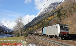 Lokomotion / RTC BR 186 288