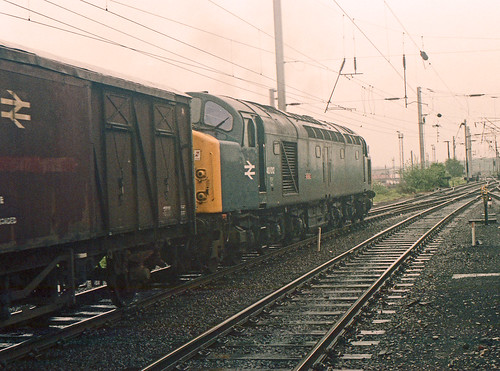 40012 Warrington Bank Quay 28th May 1983.