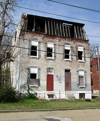 Vacant Building, Saint Louis, Missouri (*hajee) Tags: ghetto slum decay urban