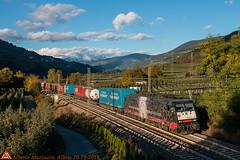 TXL E189 997  Albes (Alberto Mazzucco) Tags: txl txlogistik e189 zug treno merci treni albes mele meleti
