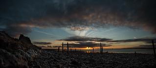 Holy Island Sunrise