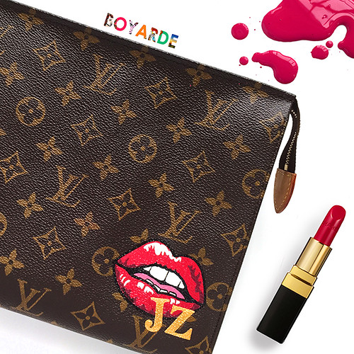 Badge Lips Louis Vuitton JZ