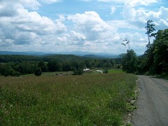 View of the northern Taconic Mts., NY-VT, from Callaway Rd. (ArgyleMJH) Tags: geology taconic overthrust klippe cambrian ordovician callowayroad hebron washingtoncounty newyork vermont equinox manchester sandgate