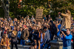 EM-161116-SanctuaryCampus-009 (Minister Erik McGregor) Tags: 2016 activism art blacklivesmatter cosecha donaldtrump dumptrump election2016 endhomophobia endtransphobia erikmcgregor firstamendment gop gayrights lovetrumpshate muslimrights nyc nyu nyurising newyork newyorkcity newyorkers notmypresident peacefulprotest peacefulresistance photography protest rejectpresidentelect safespaces sanctuarycampus stopthehate washingtonsquare womenrights demonstration humanrights immigration rally revolution trump trumpvsallofus ‎solidarity 9172258963 immigrantrights erikrivashotmailcom ©erikmcgregor