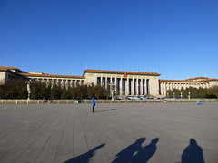 China - Beijing - Forbidden City & Tiananmen Square (14) (pensivelaw1) Tags: china tiananmensquare beijing