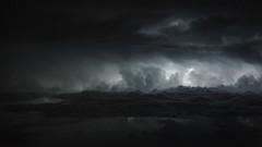 China - Night Flight Through Thunderstorms (cnmark) Tags: china anhui thunderstorm clouds aerial view lightning sky night nacht nachtaufnahme noche nuit notte noite 中国 安徽 积雨云 ©allrightsreserved