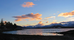 Morning clouds (Mrs.Snowman) Tags: morning sunday november lesund aalesund norway westcoast s gorgeous looking sky