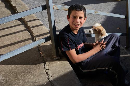 Street beggar | Уличный попрошайка