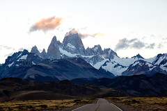 First View of Mt. Fitz Roy (cheryl strahl) Tags: southamerica argentina patagonia elcalafate elchalten santacruzprovince southernpatagonia mtfitzroy