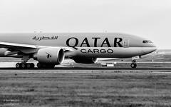 A7-BFK (Paul.Basque) Tags: a7bfk boeing boeing777 fret freighter b777f qatar airways cargo qatarairways frankfurt eddf fra