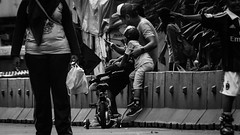 Like Father, Like Son (rizkyabi09) Tags: streetphotography street city downtown urban father dad son child blackandwhite jakarta indonesia love family jalanan senayan sudirman sony sonynex photography candid humaninterest humanity relationshipgoals likefatherlikeson jalanjalan