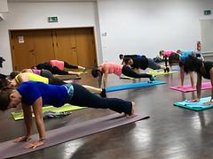 Starke Übungen für einen aufrechten Rücken