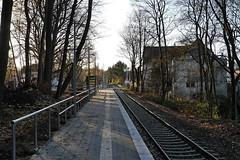P2470312 (Lumixfan68) Tags: eisenbahn haltepunkte schwentinebahn kiel hein schönberg baustellen kielellerbek