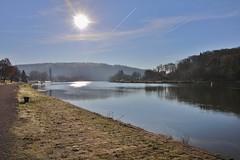 Sunday at the Main River (Hugo von Schreck) Tags: marktheidenfeld bayern deutschland hugovonschreck germany bavaria europe outdoor river flus main canoneos5dsr tamron28300mmf3563divcpzda010 wasser water