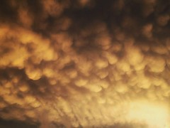 Sunset after a severe storm. (Jaye Eryk) Tags: stormchasing storm cloud clouds severe weather rain dark meteorology nature sky pic picoftheday photo photography photooftheday