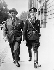 #Hermann Gring and Heinrich Himmler on the way to the Reichstag, 1932 [741x960] #history #retro #vintage #dh #HistoryPorn http://ift.tt/2gPhkWp (Histolines) Tags: histolines history timeline retro vinatage hermann gring heinrich himmler way reichstag 1932 741x960 vintage dh historyporn httpifttt2gphkwp