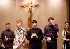 St. James Christmas Program 2016 (smollerus) Tags: caden duluth minnesota unitedstates
