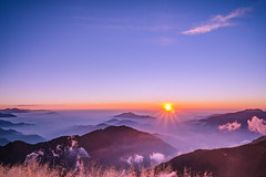 DSC08282 (a99775599) Tags: taiwan nantou sunset moutain cloud      sony a6000 e16 sel16f28 ecu1