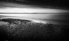 last light (ddaugenblick) Tags: ostsee baltic sea sw bw