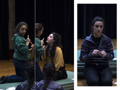 217/365 (ana.sousa129) Tags: performance work people beautiful documenting rehearsals photos interior 3 marias trhee gente