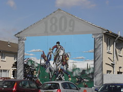 Belfast Murals 23 (Penmorfa's Photos) Tags: belfast mural protestant battle talavera