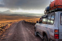 Destination inconnue (Guittoni) Tags: road bolivia bolivie altiplano 4x4 trip canon eos travel mountains uyuni tour landscape outdoor