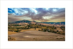 Sicily countryside (Lucie van Dongen) Tags: countryside campagne sicile paysage paisaje scenic landscape sicily