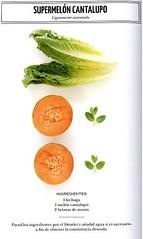 Supermelon cantalupo (sucsverds) Tags: ferngreen smoothie azucarado lechuga cantalupo menta es ai d