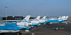 I think, we're talking KLM here . . (Eduard van Bergen) Tags: klm schiphol flying wings departure arrival departures arrivals tarmac strip cockpit flightdeck attendent stewards stewardess steward officer pilot pilots company air ph hull fuselage luggage vacation transavia martinair platform stairs staircase holland tulips shoes wooden niederlande dutch haarlemmermeer amsterdam crown white blue logo trolly national europe fleet downtime ground winglets dutchman tanks cargo hold tail passengers runway fulcrum fuel kerosine petrol flag engines jet jets frequent flyer economy class royal first captain freight hostess
