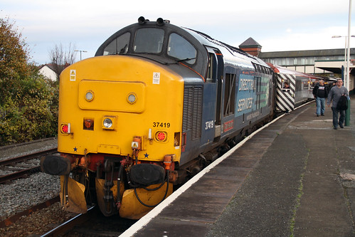 37419 at llandudno Junction