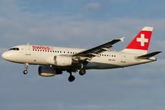 Swiss Airbus A319-112, HB-IPT, Amsterdam-Schiphol Airport (Yannik Ahlers) Tags: city dutch amsterdam swiss air jet royal delta line maroc airbus arabia easy boeing klm airlines heavy runway lufthansa ams turkish a330 easyjet ils transavia 737 a320 vfr embraer 195 eham a319 a321 b737 737800 erj 737700 737900 a332 b738 polderbaan heavys b73g phaoh n804nw 18r erj195 b739 phbxt phhsw sharklets daiue