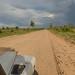 Estrada ruim por 100km