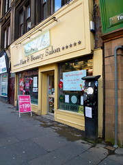 SilkHair & Beauty salon (dddoc1965) Tags: street november st shop james scotland town moss closed photographer open shops stores paisley let 19th 2014 buisness fronts underwoods davidcameron paisleypattern smithhill dddoc paisleytown paisleyhighstreet positivepaisley